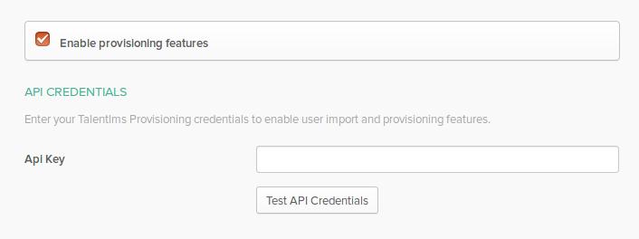 How to configure user provisioning with Okta through the SCIM v2 API